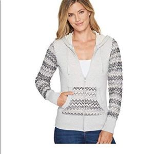 ARIAT Women's XXL hoodie with crochet detail